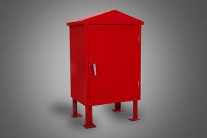 GRP FIRE BOX- Safety systems